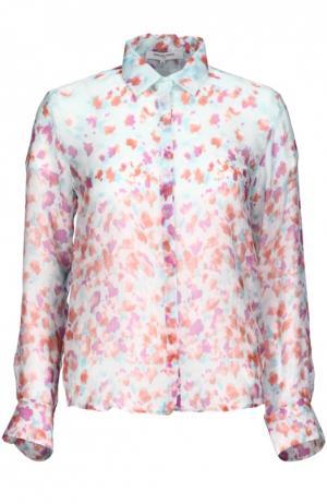 Блуза Gerard Darel. Цвет: разноцветный