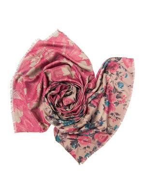 Платок , Размер 185X70 См Charmante. Цвет: розовый