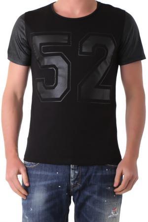 Футболка 525. Цвет: черный