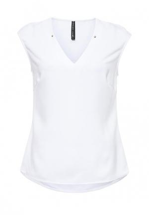 Блуза Concept Club. Цвет: белый