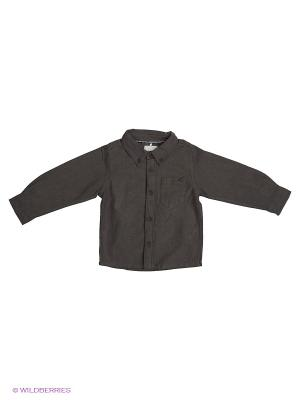Рубашка NAME IT. Цвет: серый
