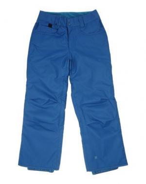 Лыжные брюки QUIKSILVER. Цвет: синий