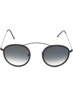 Солнцезащитные очки Met-ro 2 Spektre. Цвет: чёрный