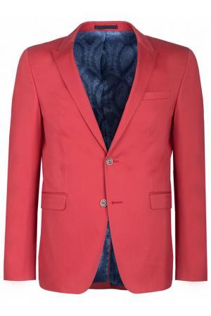Пиджак Sand. Цвет: красный
