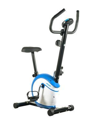 Велотренажер STARFIT BK-101 Magic, магнитный. Цвет: синий