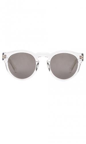 Солнцезащитные очки voyager 13 WESTWARD LEANING. Цвет: белый