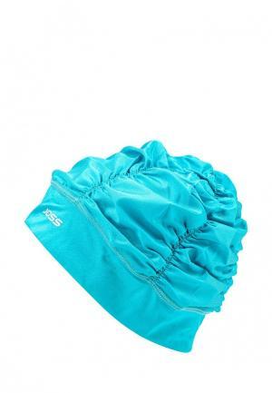 Шапочка для плавания Joss. Цвет: бирюзовый