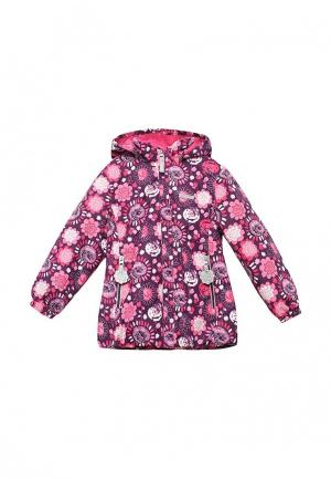 Куртка утепленная Kerry. Цвет: фиолетовый