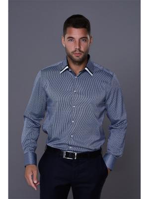 Рубашка John Jeniford. Цвет: черный