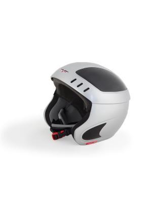 Шлем горнолыжный Sky Monkey SILVER. Цвет: серебристый, черный