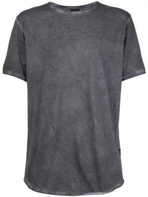 Классическая футболка Publish. Цвет: чёрный