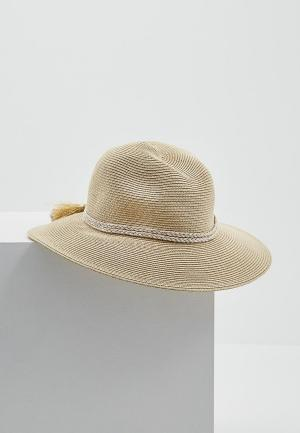 Шляпа Seafolly Australia. Цвет: бежевый