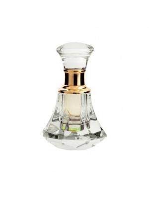 Концентрированое парфюмерное масло Зейтун, 3 мл №2 жасмин Зейтун. Цвет: светло-коричневый