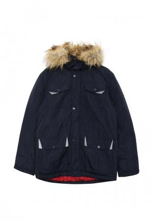 Куртка утепленная Staccato. Цвет: синий