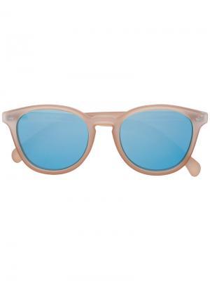 Солнцезащитные очки Bandwagons 16 Le Specs. Цвет: розовый и фиолетовый