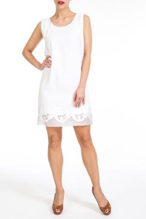 Платье Didier Parakian. Цвет: белый