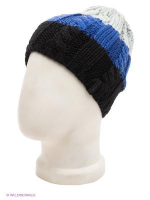 Шапка Doell. Цвет: черный, синий, серый