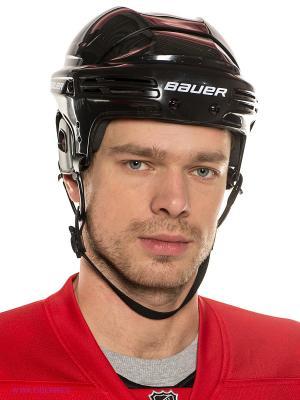 Шлем BAUER 2100 взрослый. Цвет: черный, белый