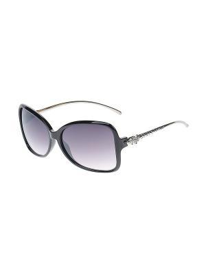Очки солнцезащитные Infiniti. Цвет: серый, серебристый, черный