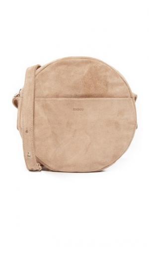 Круглая сумка через плечо BAGGU