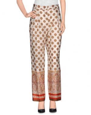 Повседневные брюки ...À_LA_FOIS.... Цвет: слоновая кость