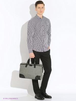 Рубашка the Kravets. Цвет: серый