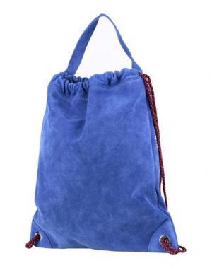Рюкзаки и сумки на пояс REVERES 1949. Цвет: синий