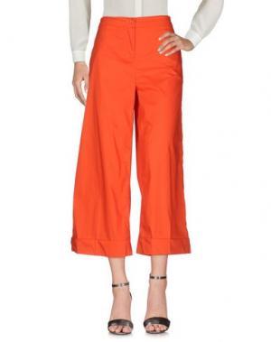 Повседневные брюки GOTHA. Цвет: оранжевый
