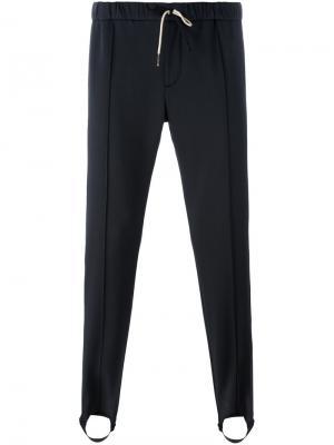 Спортивные брюки Stirrup Satisfy. Цвет: чёрный