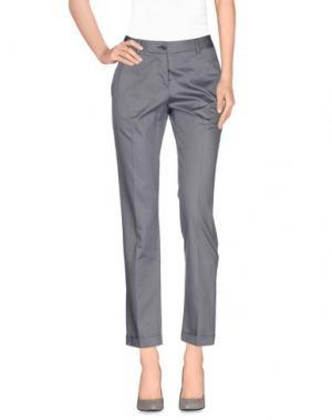 Повседневные брюки 57 T. Цвет: серый