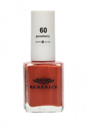 Лак для ногтей Berenice. Цвет: бордовый