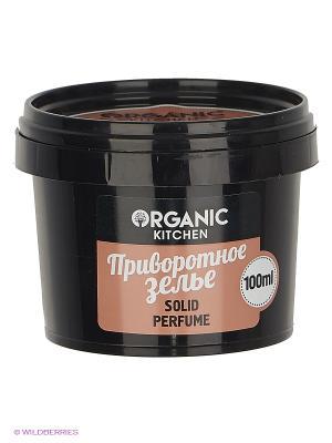 Духи твердые Приворотное зелье 100мл Organic Shop. Цвет: черный