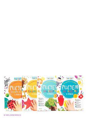 Комплект Развитие экстраординарных творческих способностей ребенка (4 книги) Издательство CLEVER. Цвет: белый