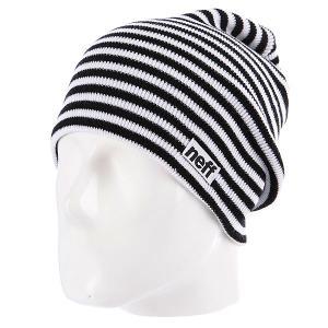 Шапка носок  Duo Stripe Black/White Neff. Цвет: белый,черный