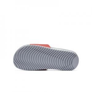 Шлепанцы для дошкольников/школьников  Kawa Nike. Цвет: красный