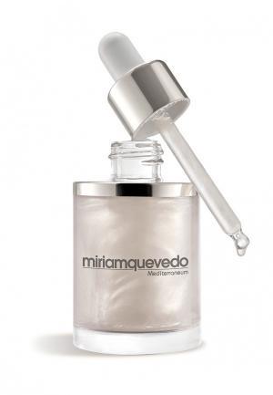 Масло-элексир увлажняющее Miriam Quevedo. Цвет: бежевый