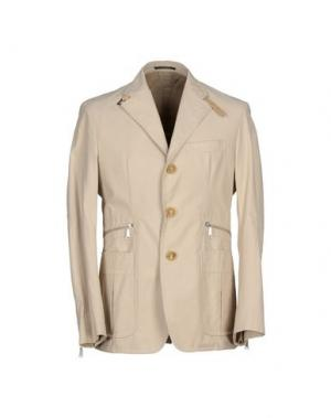 Пиджак CALVARESI. Цвет: бежевый