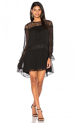 Платье watson RAMY BROOK. Цвет: черный