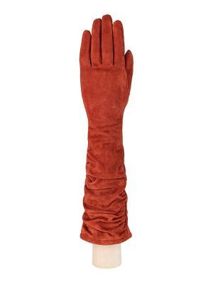 Перчатки Eleganzza. Цвет: рыжий, оранжевый