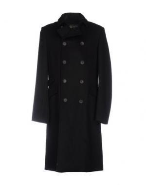 Пальто ANDREW MACKENZIE. Цвет: черный