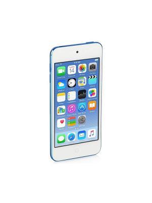 Mp3-проигрыватель Apple  iPod touch 16GB - Blue(6th GEN). Цвет: голубой