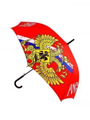 Зонт Bizon. Цвет: красный