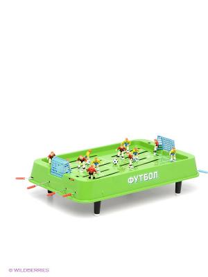 Настольная игра Футбол X-Match. Цвет: белый, зеленый, оранжевый