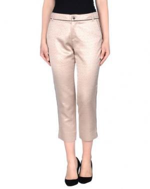 Повседневные брюки SOHO DE LUXE. Цвет: медный