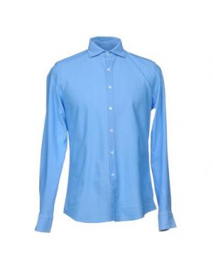 Pубашка SONRISA. Цвет: лазурный