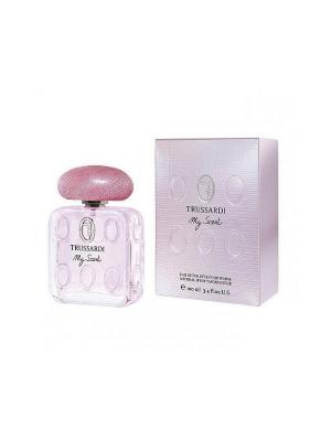 My Scent lady edt 100 ml Trussardi. Цвет: розовый