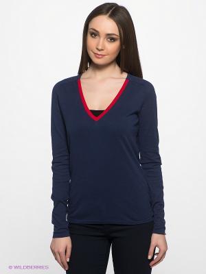 Пуловер NAPAPIJRI. Цвет: синий