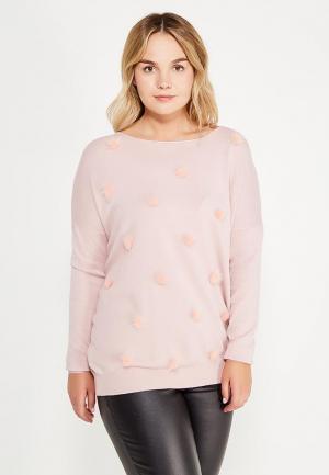 Джемпер Milanika. Цвет: розовый