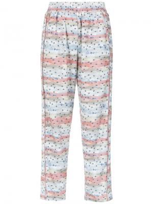 Printed jogging pants Olympiah. Цвет: многоцветный