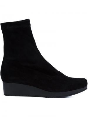 Ботинки Nerdall Robert Clergerie. Цвет: чёрный